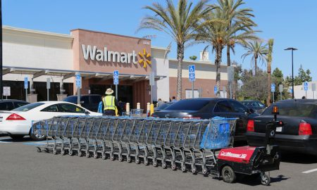 Walmart Debuts New Shopping Cart