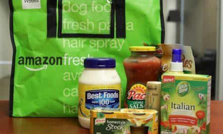 Amazon Secret Grocery Store