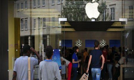 Apple Australia Fight