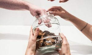 Hands In the Consumer Relief Cookie Jar
