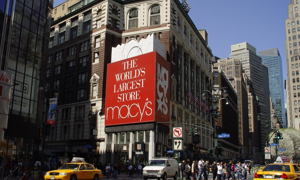 Macys Store Closures