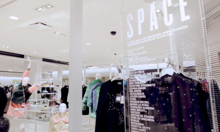 Nordstrom SPACE Expanding