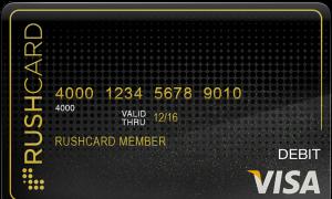 RushCard Revamp