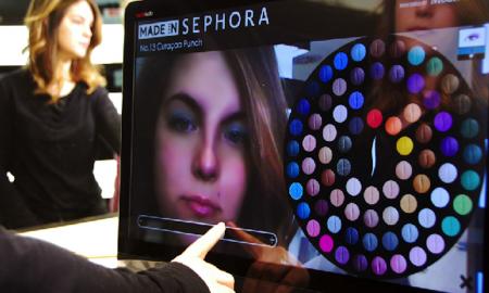 Sephora Goes Hi Tech
