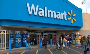 Walmart is making a big push to expand its  online presence.