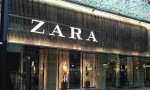 Zara is launching an eco-friendly line.