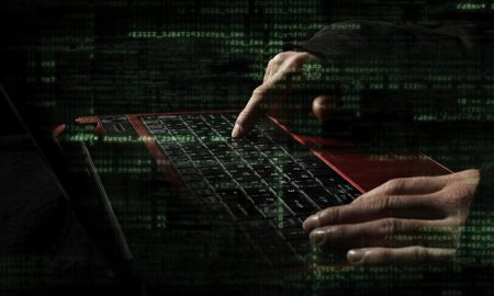 Hackers Hold Up Investment Bank