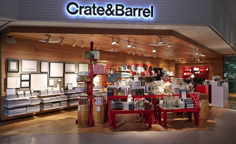 neela montgomery named crate and barrel ceo. Black Bedroom Furniture Sets. Home Design Ideas