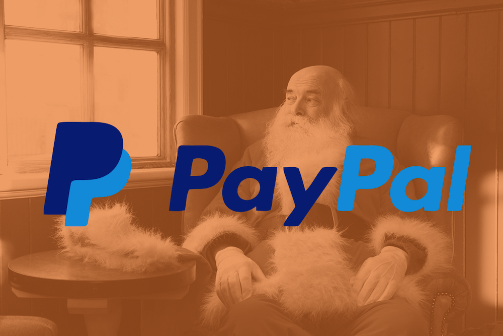 paypal christmas