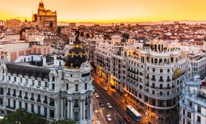 Madrid Spain FinTech Thrives