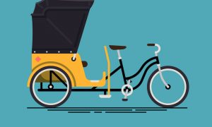 mobile-payments-bicycle-taxi