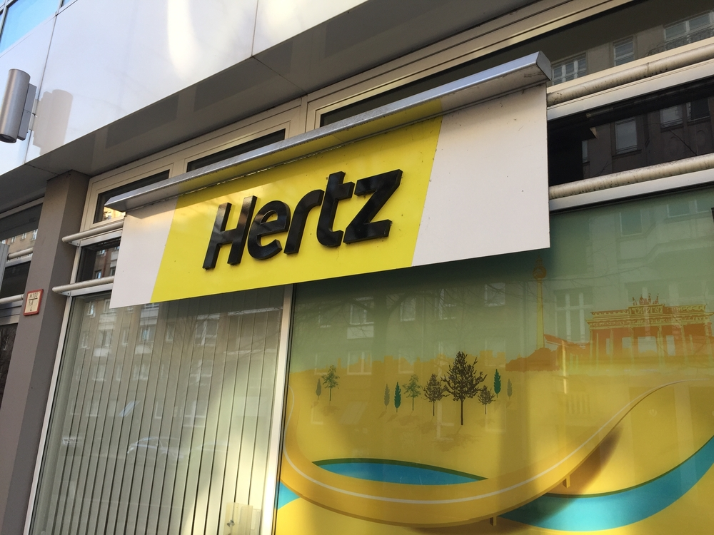 hertz avis hurt by ridesharing cos uber lyft. Black Bedroom Furniture Sets. Home Design Ideas