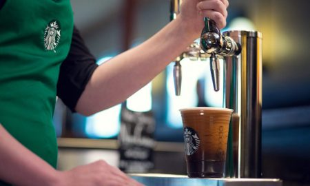 Starbucks Upscale Push
