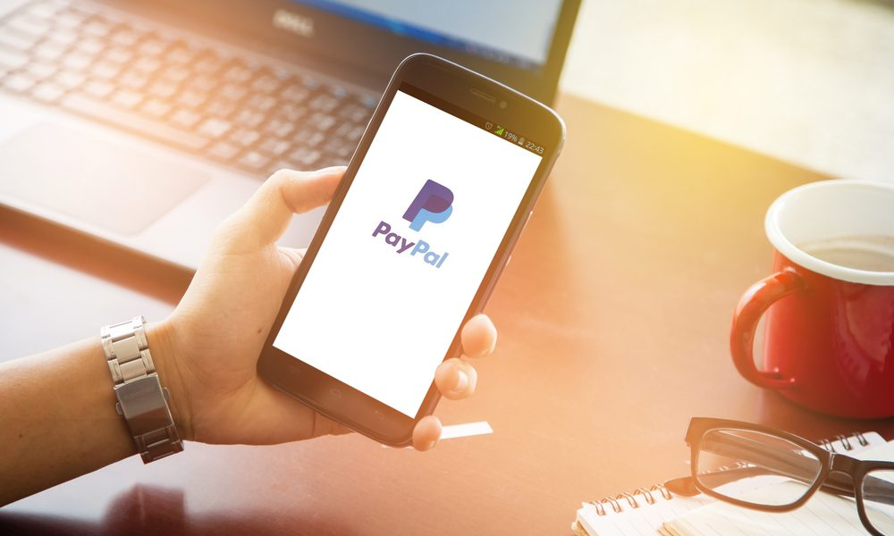 Paypal Mobile Banking