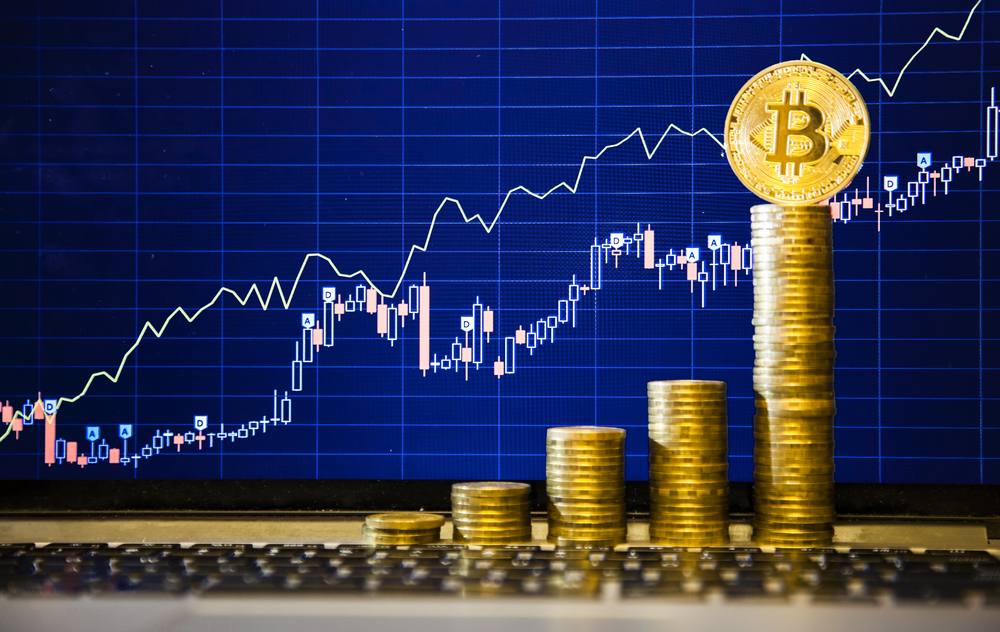 Bitcoin hits record high above $1200 on talk of ETF approval