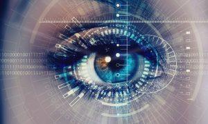 Eyeprinting Biometrics