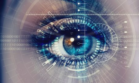 Eyeprinting Biometrics