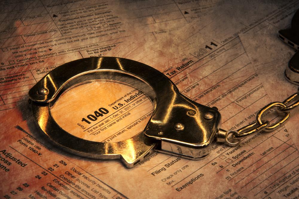 Tax fraud 2017