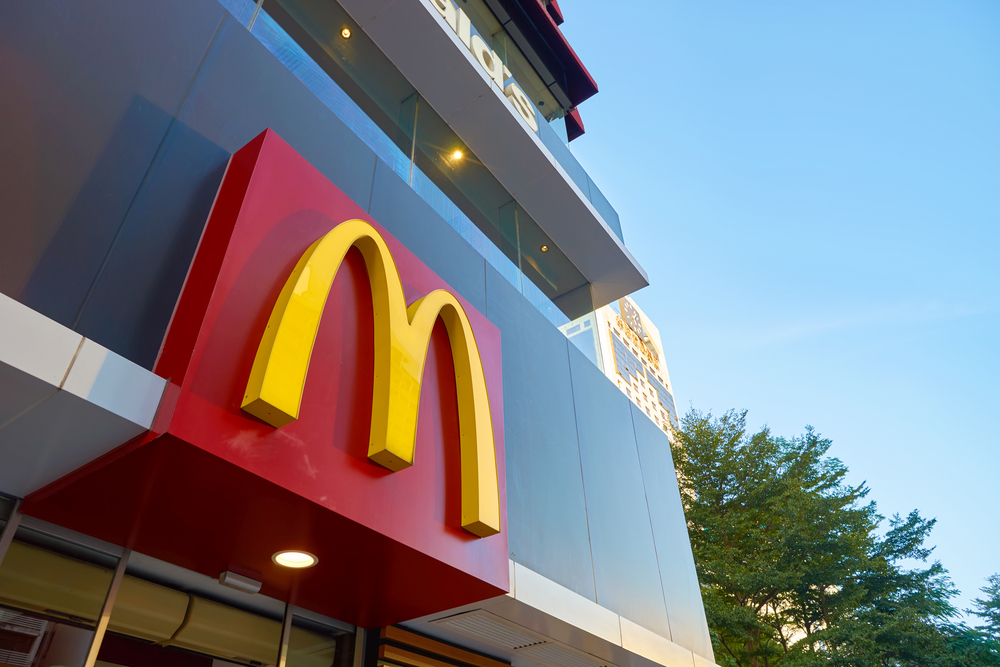 McDonalds Twitter Account