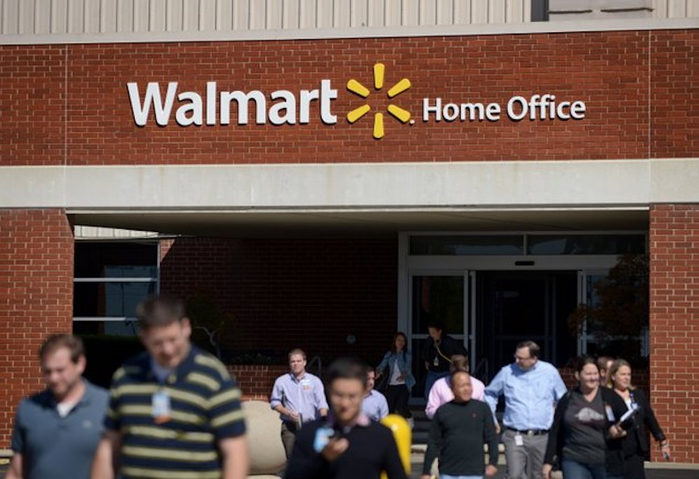 Walmart To Build New Home Office In Bentonville, Arkansas