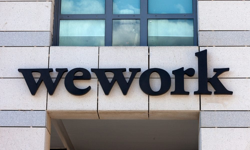 WeWork Eyes SaaS SpaceIQ Acquisition Pre-IPO – International