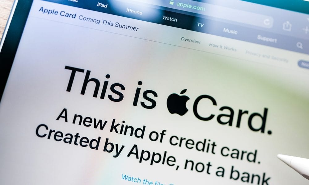 Goldman Sachs On Apple Card: Purchase of Cryptocurrencies