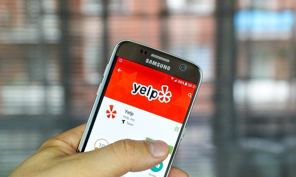 Yelp Adds Tracking To Restaurants' Phone Numbers For Grubhub